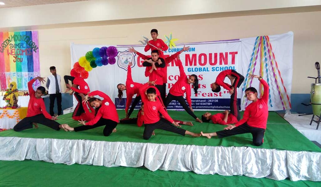 Green Mount Global School, Korali, Bhimtal organized Parents Day / Prize giving ceremony. The students presented very colorful / cultural programs. The Chief Guest Prof.  S.N. Mourya – Vice Chancellor Veterinary University, Mathura presented award to outstanding students.