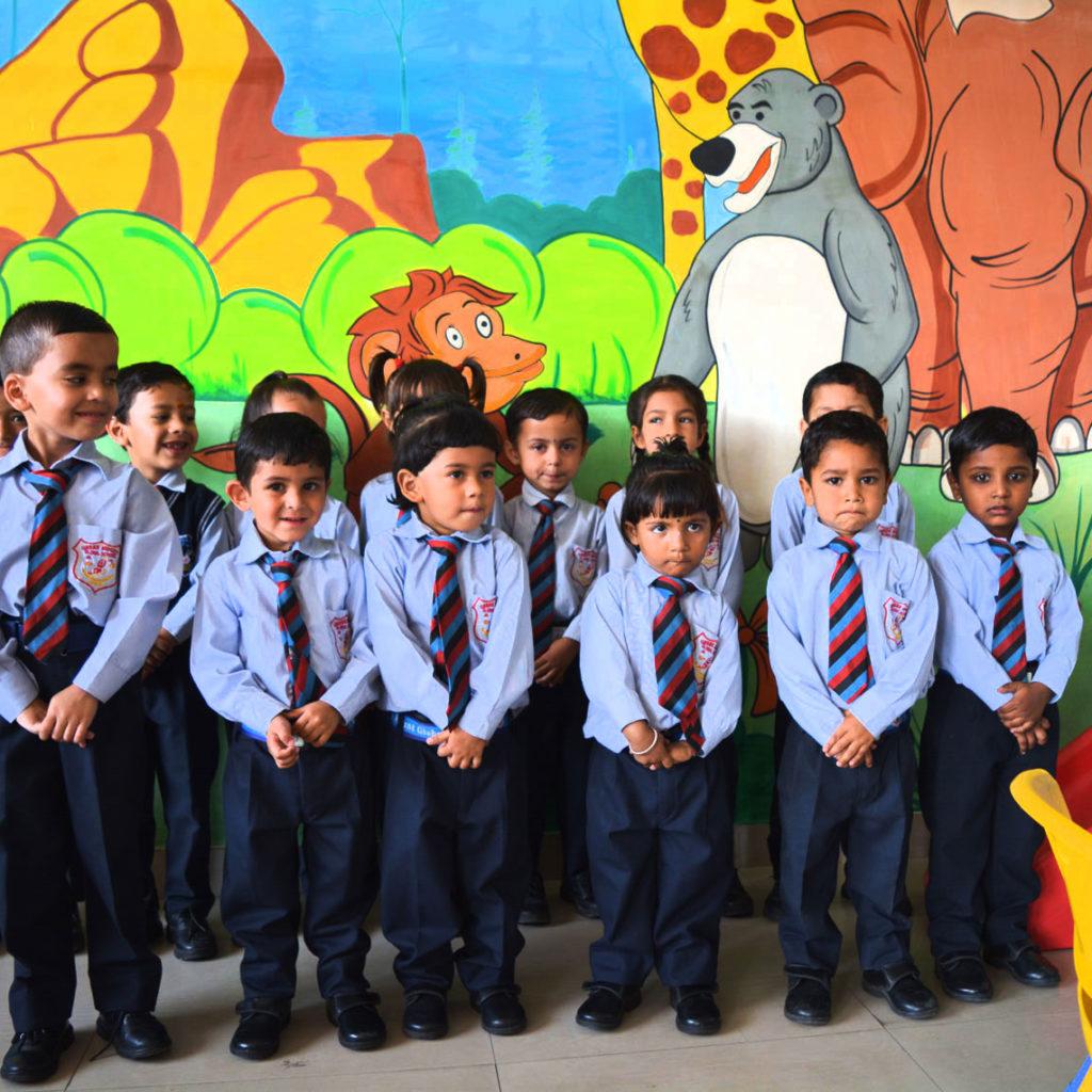 Green Mount Global School, Korali, Bhimtal